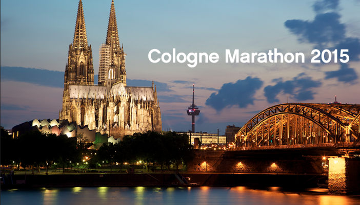 Mission for 2015: Full Marathon in Cologne
